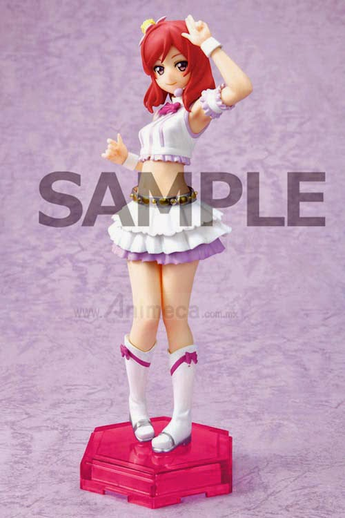 MAKI NISHIKINO Love Live! First Fan Book Ver. FIGURE Love Live! Chara-Ani