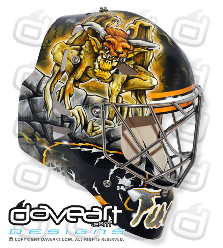 Marty Turco Signed 2007 All-Star Game Stars Full Size ...  |Marty Turco Mask