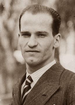 El ajedrecista Jaime Casas
