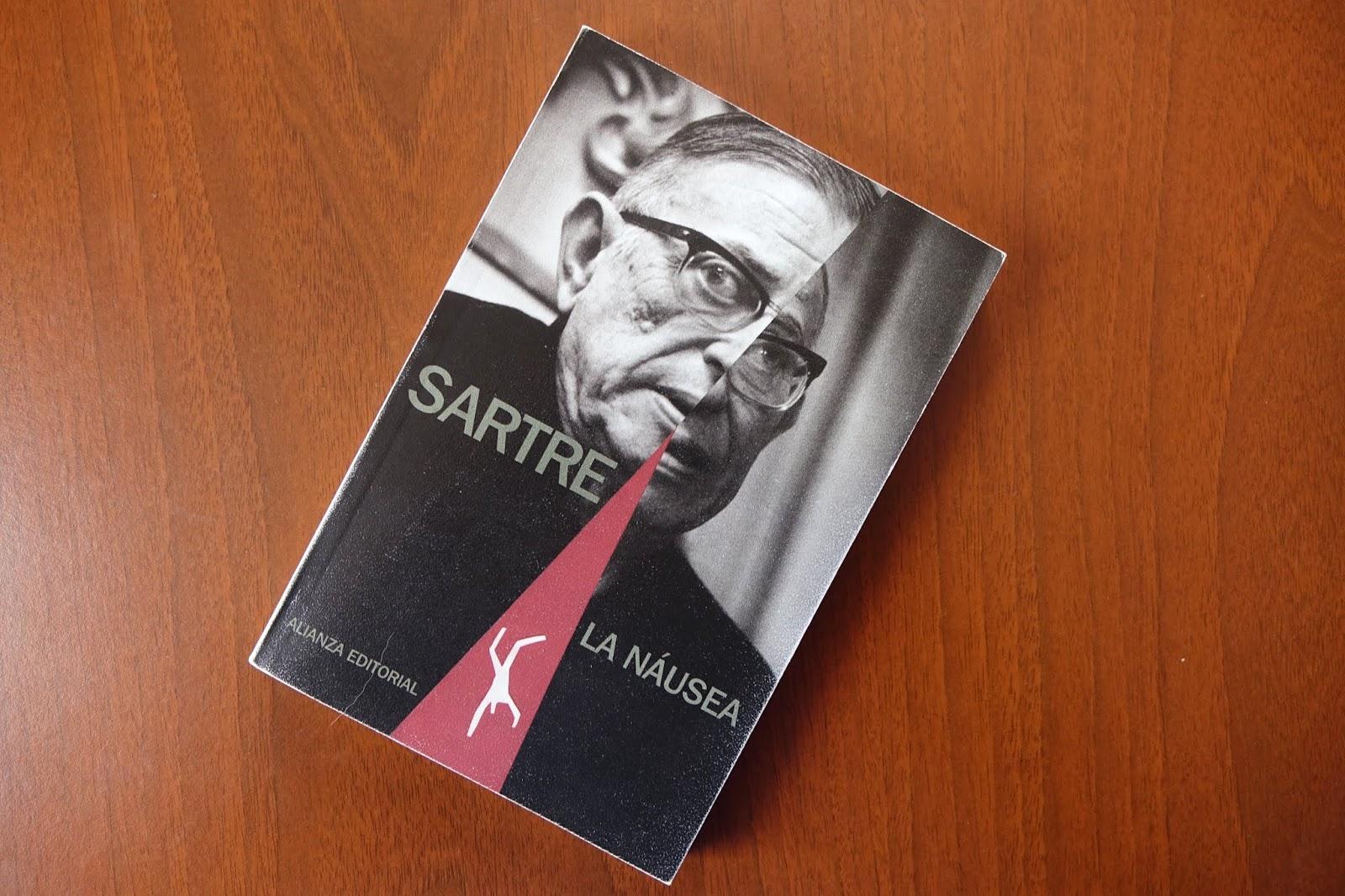 Elige Un Libro La Náusea De Sartre Frases Citas Quotes