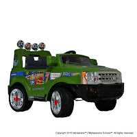 Wimcycle Hot Wheels Land Rover