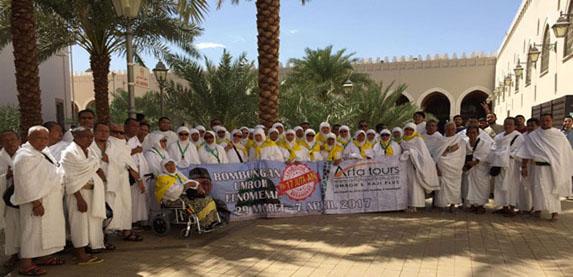 Paket Umroh Awal Tahun 2018 Arfa Tour Travel