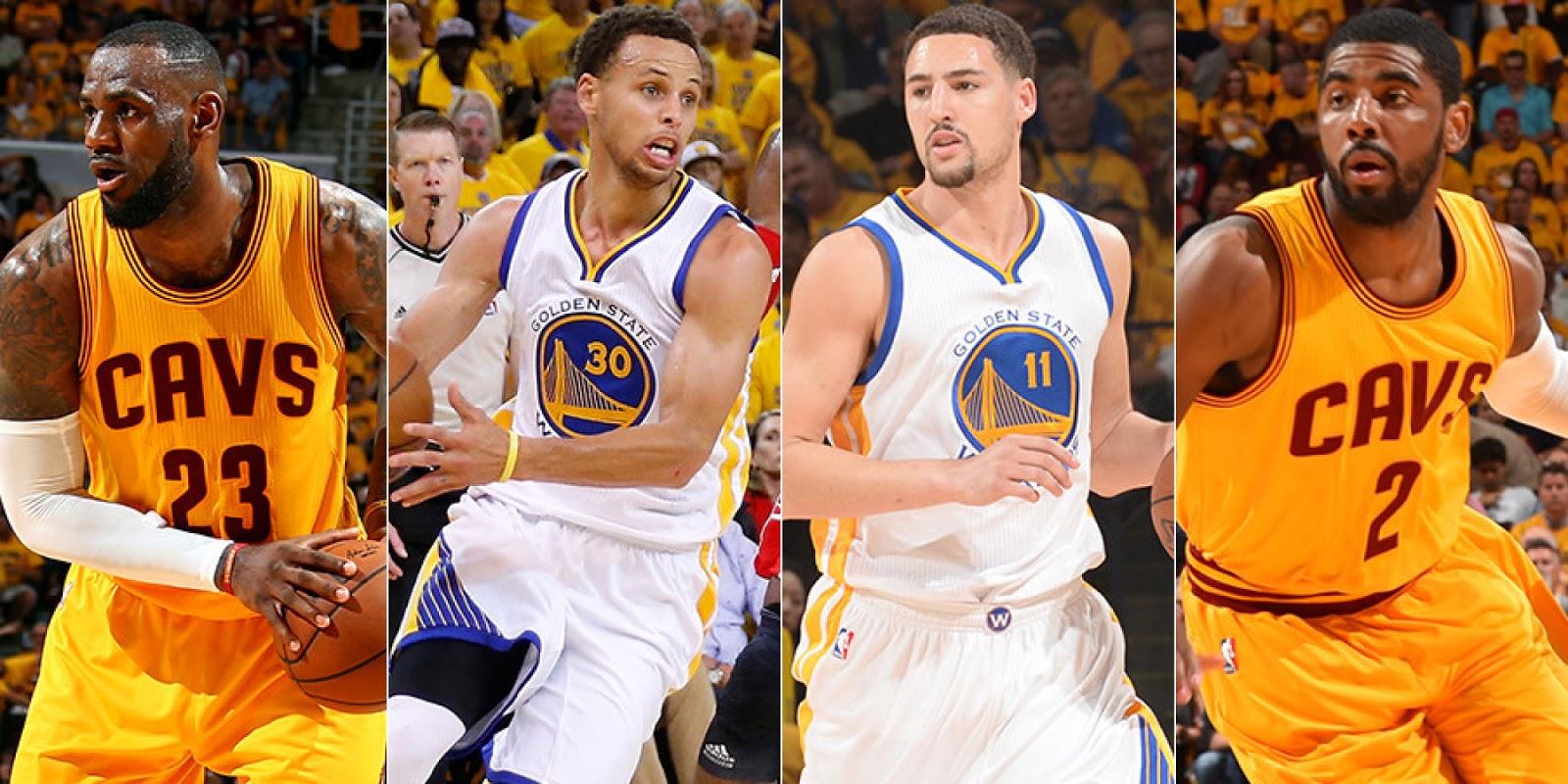 ViralPenguin: Cleveland Cavaliers vs Golden State Warriors ...