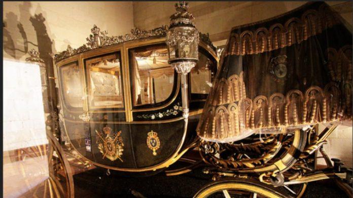 Βρέθηκαν οι βασιλικές άμαξες στο Τατόι – «Κανείς δεν ήξερε πού ήταν»
