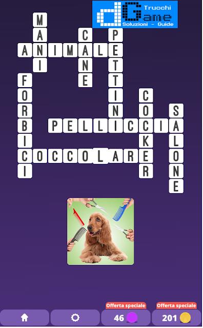 Soluzioni One Clue Crossword livello 14 schemi 12 (Cruciverba illustrato)  | Parole e foto