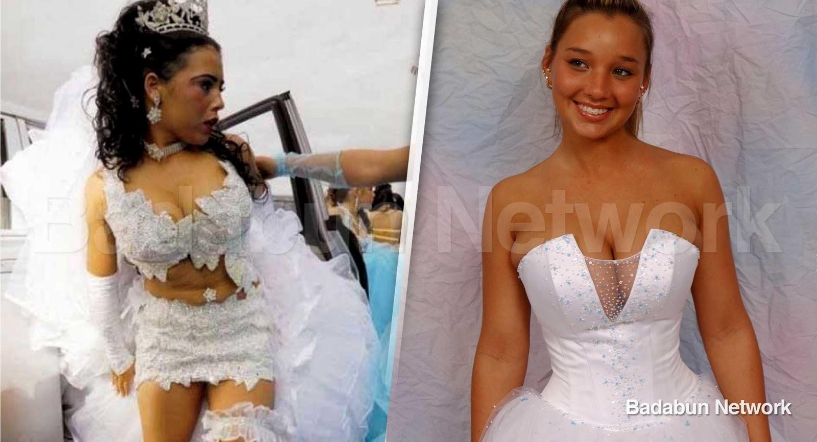 Los 20 vestidos de novia mas feos