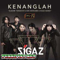 Zigaz - Kenanglah (2015) Album cover