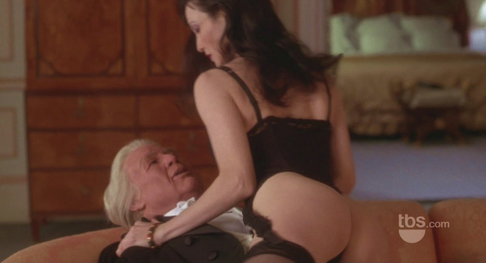 gillian anderson ass nude