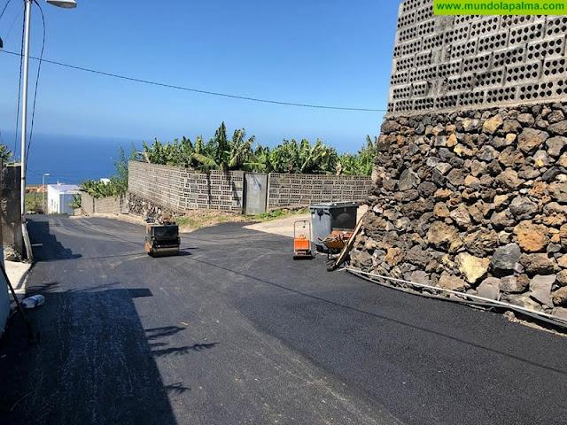 """Plan Urgente de """"Reparación de Caminos Rurales"""" a petición vecinal en Tazacorte"""