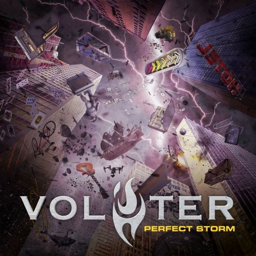 VOLSTER - Perfect Storm (2018) full