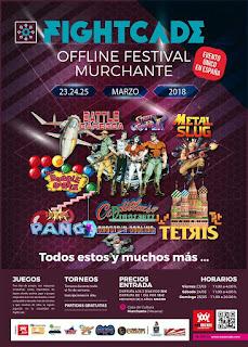 Fightcade Offline Festival 2.0