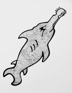 """Shark Inferno"" (c) Pieter Zandvliet"