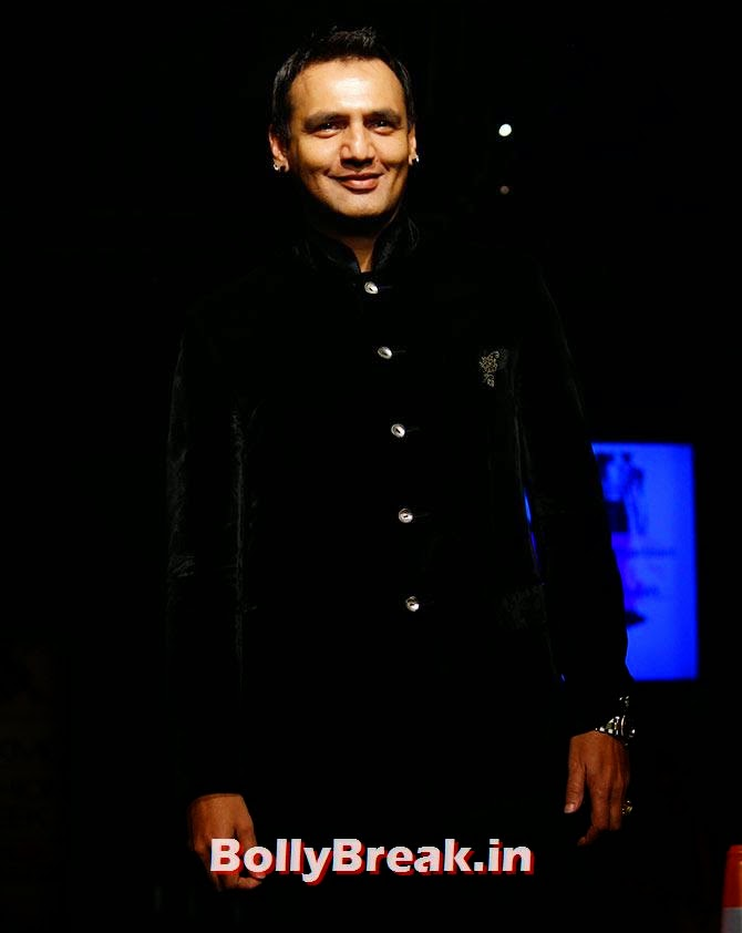 Marc Robinson, Lakme Fashion Week 2014 Finale Pics