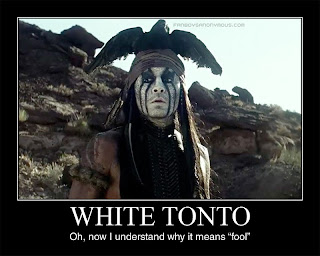 Old Tonto Lone Ranger 2013 explanation was it real story