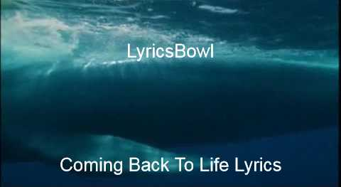 Coming Back To Life Lyrics - Pink Floyd | LyricsBowl