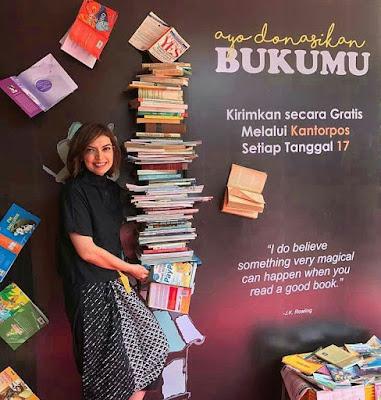 Hari Kirim Buku Gratis Nasional Ditetapkan Tanggal 17 Setiap Bulannya