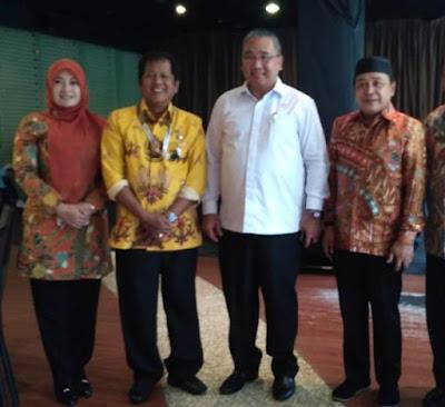 Raih Penghargaan Tingkat Nasional, Supriansa Berikan Selamat Kepada Bupati Soppeng