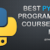 Best resources to learn Python Programming basics for free.