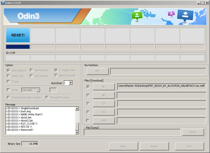 Samsung SM-G531H/DS forgot FRP Google Account - Mobile Repair