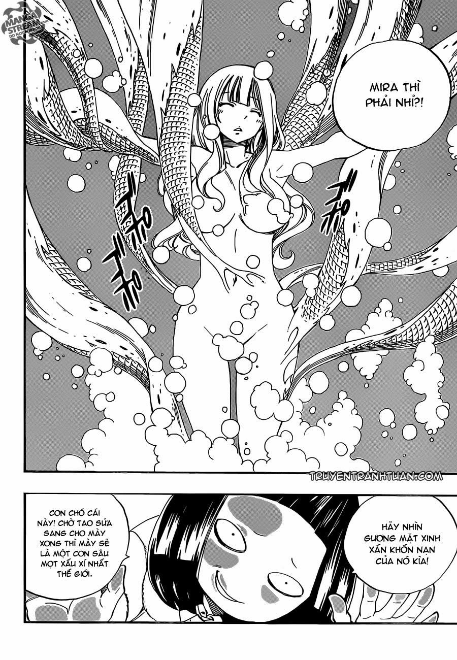 Fairy Tail chap 370 trang 18