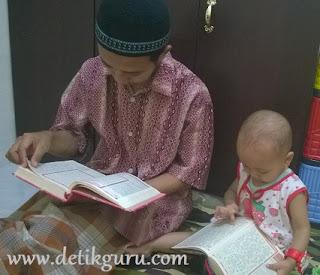 CATAT... Metode Mendidik Anak Hafal Alquran Menurut Ayah Musa
