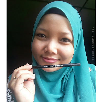 Luxe Gel Eyeliner dari Althea Korea, Luxe Gel Eyeliner, eyeliner dari korea, review Luxe Gel Eyeliner, testimoni Luxe Gel Eyeliner