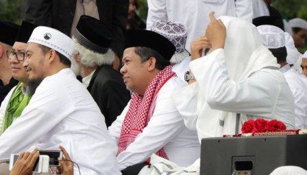 Fahri hamzah akan di tangkap