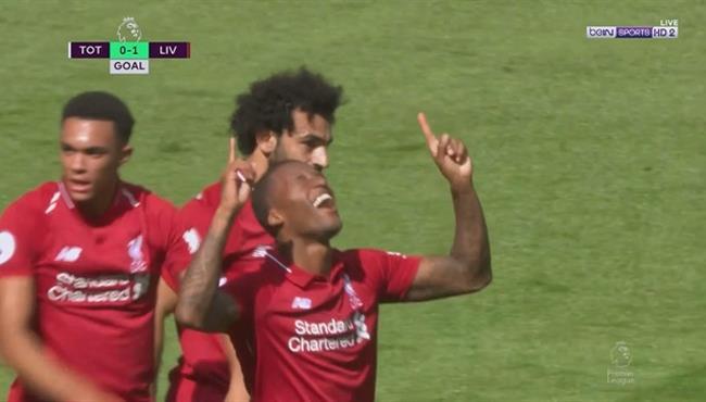 اهداف مباراة ليفربول وتوتنهام (2-1) تعليق عصام الشوالي