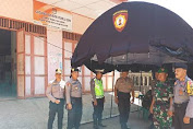 Personil Polres Dan TNI 1415 Kep. Selayar Patroli Bersama