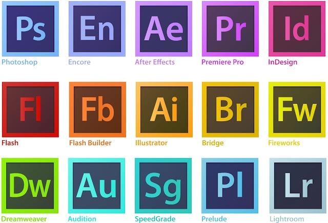 Full Key Sản Phẩm Adobe CS6