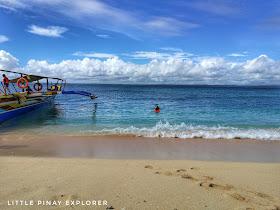Sea, boat, sky, arteche, eastern samar, higunom, naked island, boy