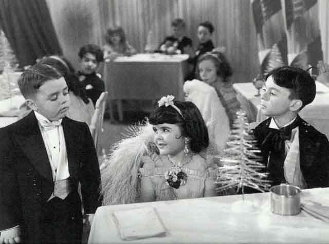 Spanky and the Little Rascals - Eve Out of the Garden