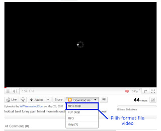 Cara Cepat Download Video Youtube DenganEasy Youtube Downloader