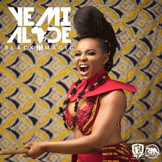 "Yemi Alade Drops ""Black Magic"" album, features Olamide & Falz"