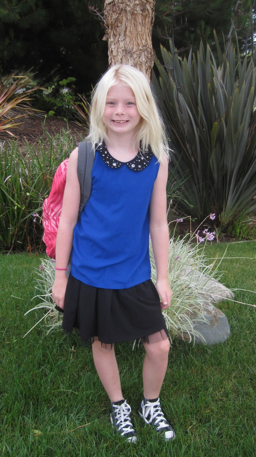 Happy Days: FIRST DAY OF SCHOOL