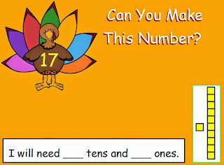http://www.teacherspayteachers.com/Product/Teen-Number-Turkeys-1554194