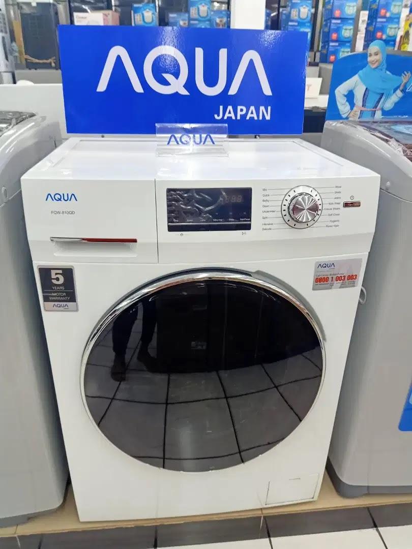 Mesin Cuci Aqua - Sanyo