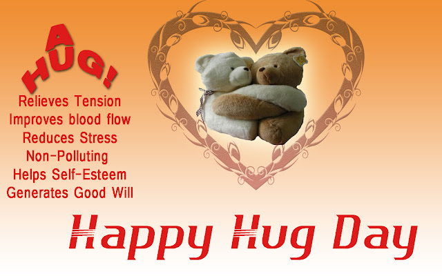 Happy Hug Day SMS 2016