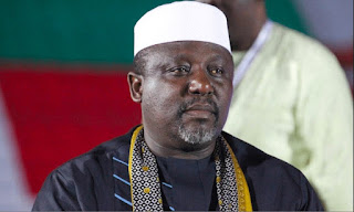 """IMO STATE GOVERNOR MUST GO TO PRISON"" SAYS MAD MAN"