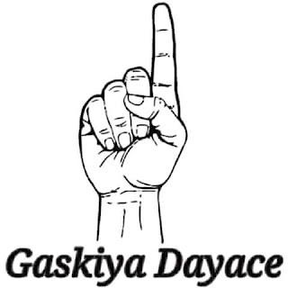 [[Gaskiya Dayace]]