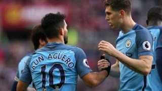 Video Gol Sunderland vs Manchester City 0-2 EPL 5/3/2017