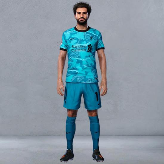 How The Nike Liverpool 20 21 Away Kit Will Look Like Footy Headlines