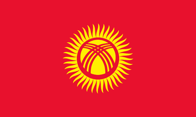 bendera-negara-kirgizstan