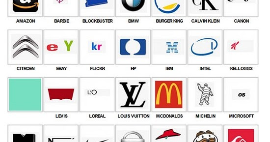 picture relating to Logo Quiz Printable named participate in symbol quiz on the web for no cost