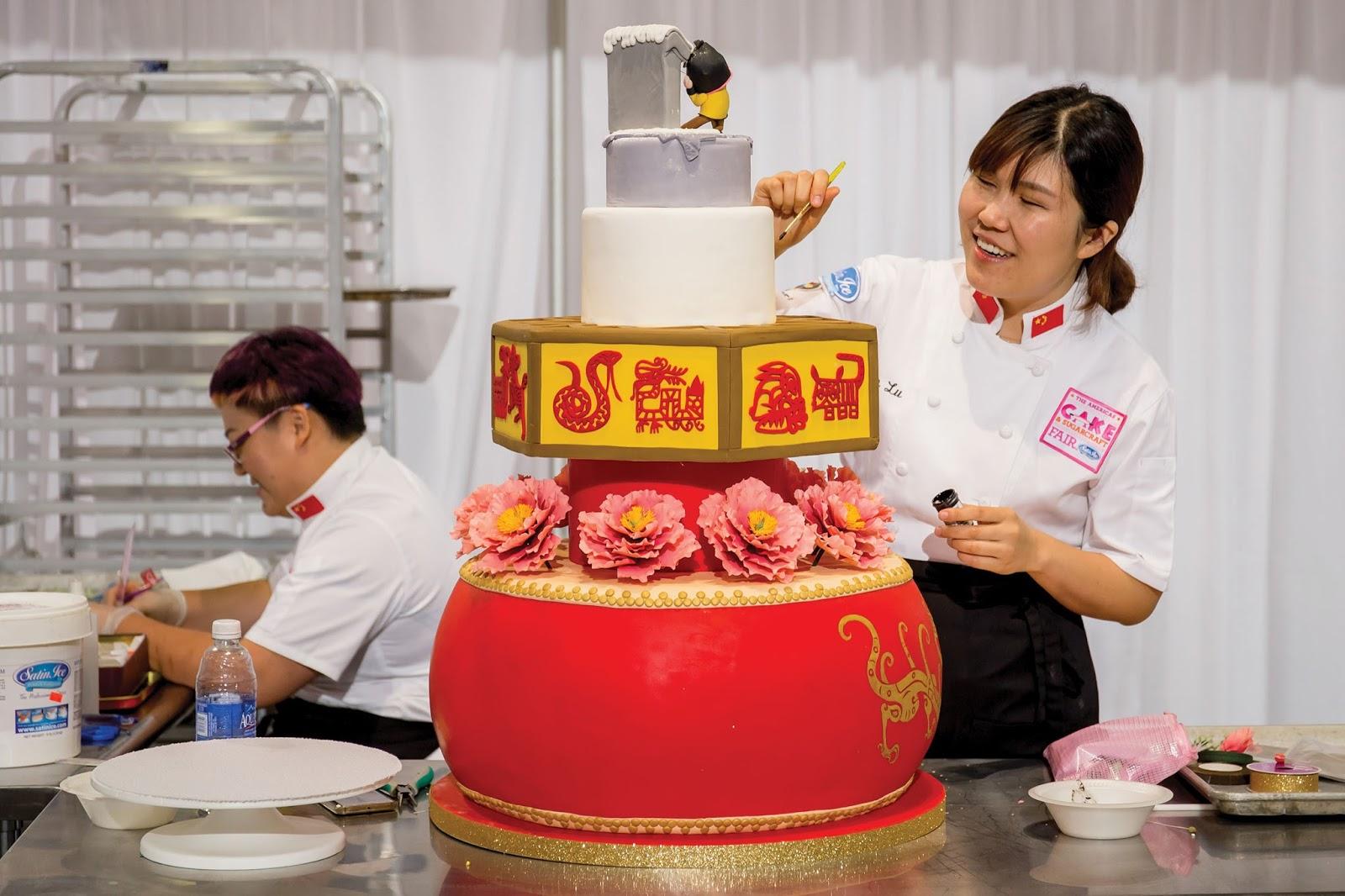 Cake Baking Classes In Orlando