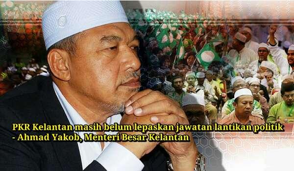 PKR Kata PAS Selangor Tiada Maruah - Pemimpin PKR Kelantan Apa Cerita?