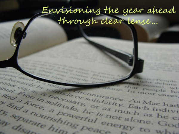 New Year Thoughts: My Essentials for 2013