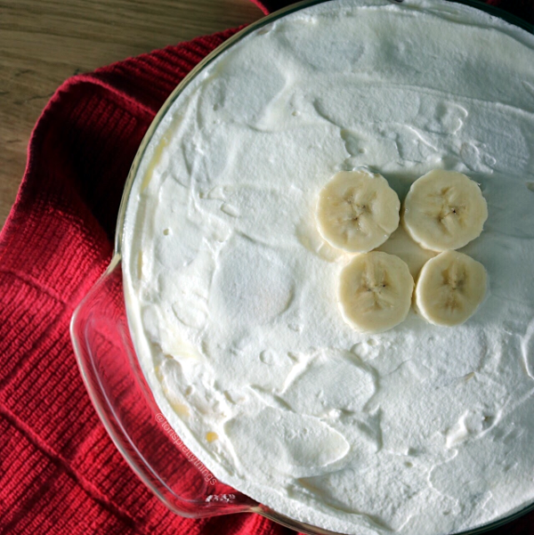 Banana Cream Pie recipe - Tori's Pretty Things Blog