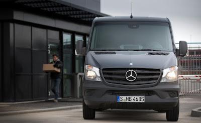 Mercedes Euro 6 Compliant Van