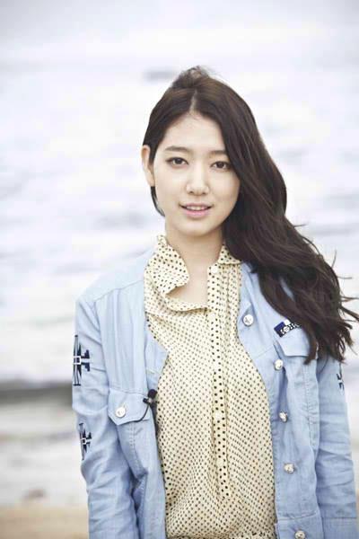 Korean actress: PARK SHIN HYE